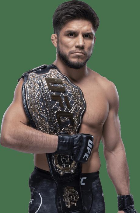 Рейтинг бойцов UFC - Генри Сехудо