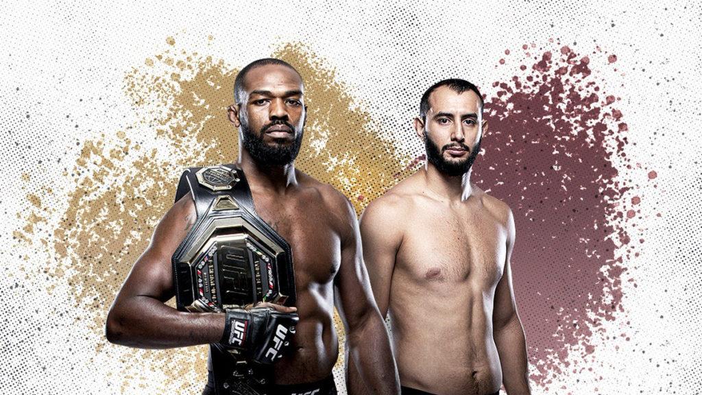 Смотреть онлайн UFC 247