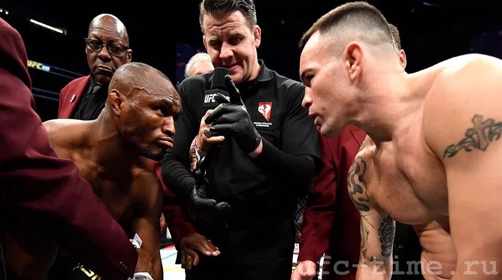 Смотреть онлайн UFC 245