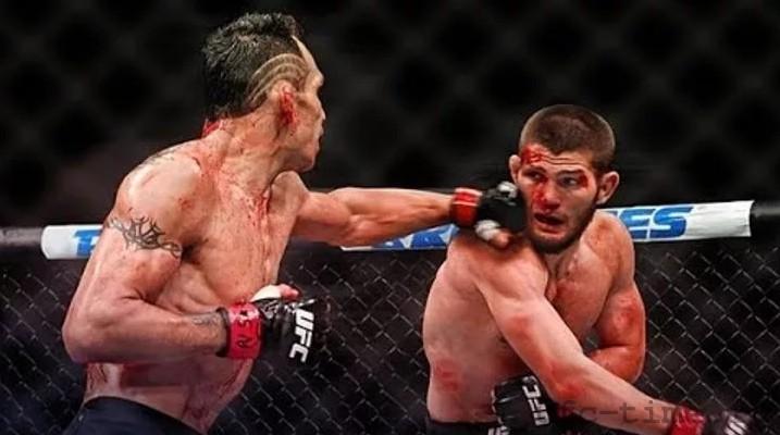 Смотреть онлайн UFC 249