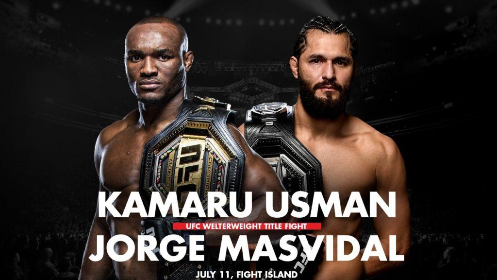 UFC 251 прямая трансляция