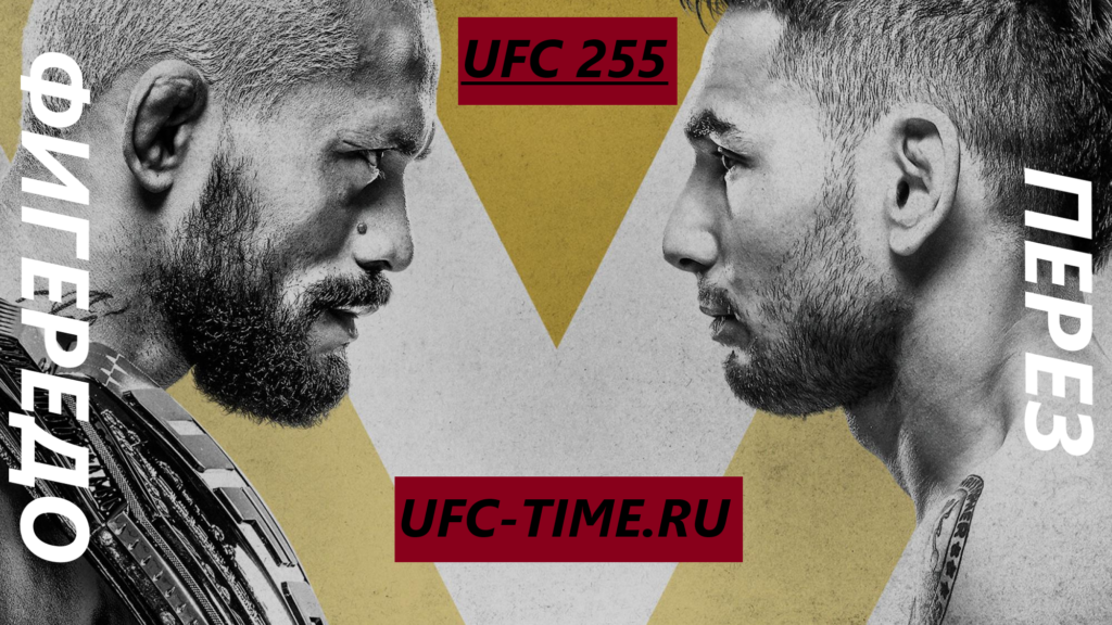 UFC 255 Дейвесон Фигередо - Алекс Перез
