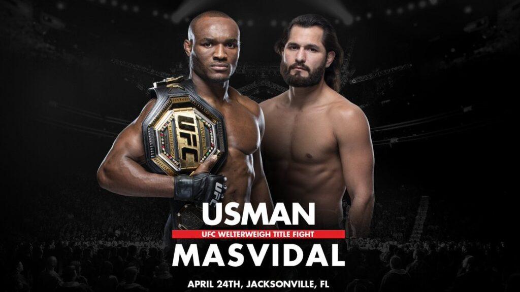 ПРОМО к UFC 261