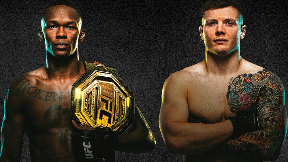 Смотреть онлайн UFC 263