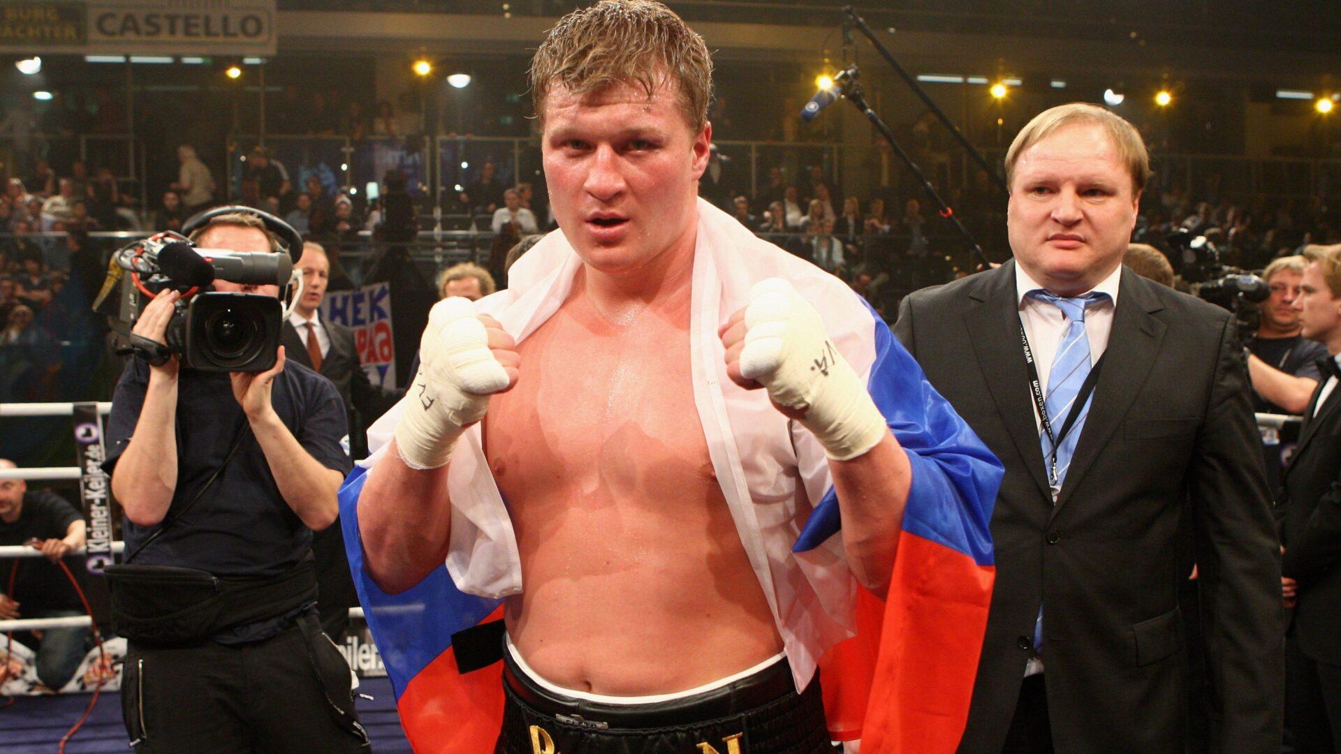 Александр Поветкин завершил карьеру