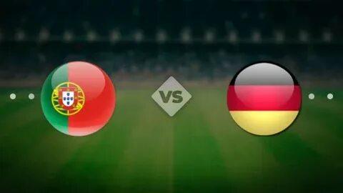 Прямая трансляция Португалия - Германия